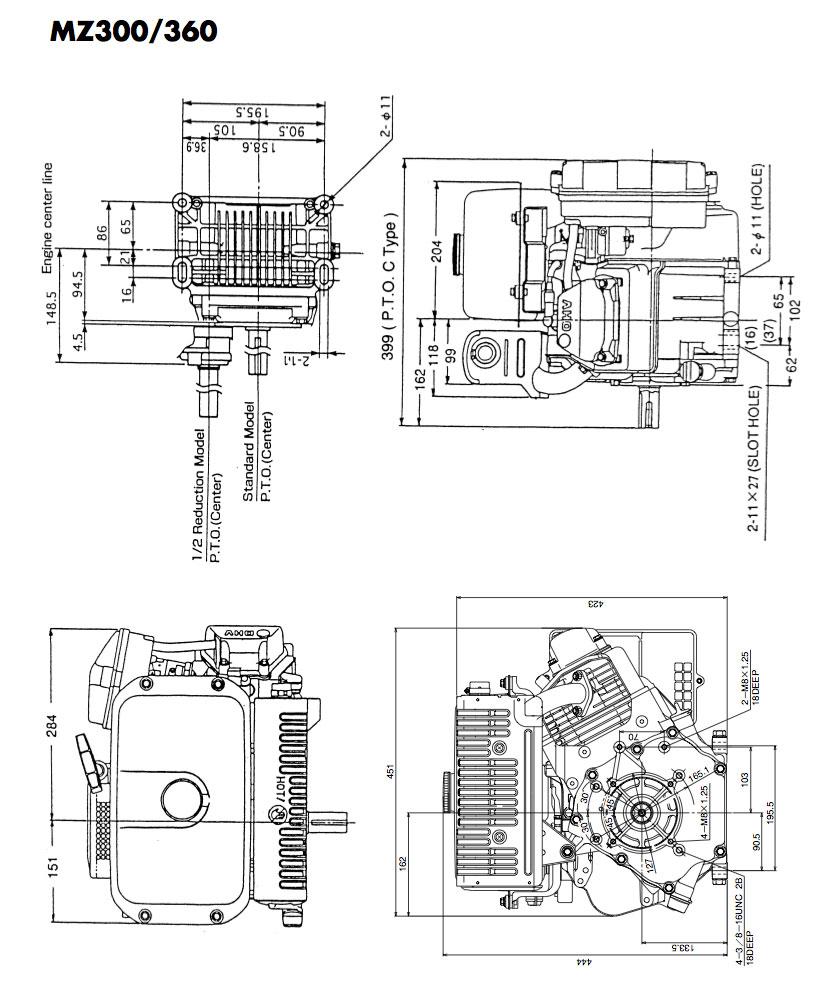 air cooled kohler engine parts