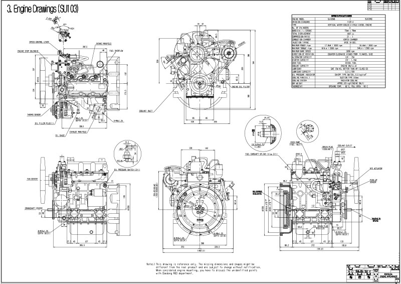 D10 - SU103N | Engine Solutions